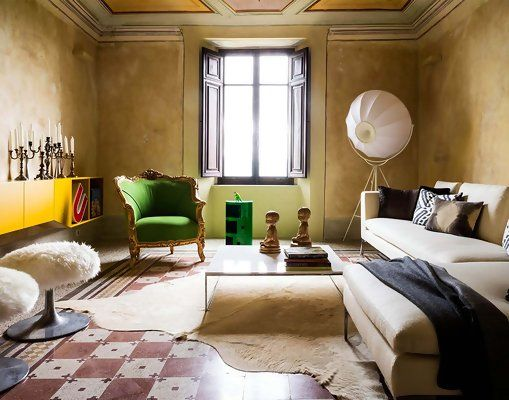 An Italian Palazzo Sees the Light Once More