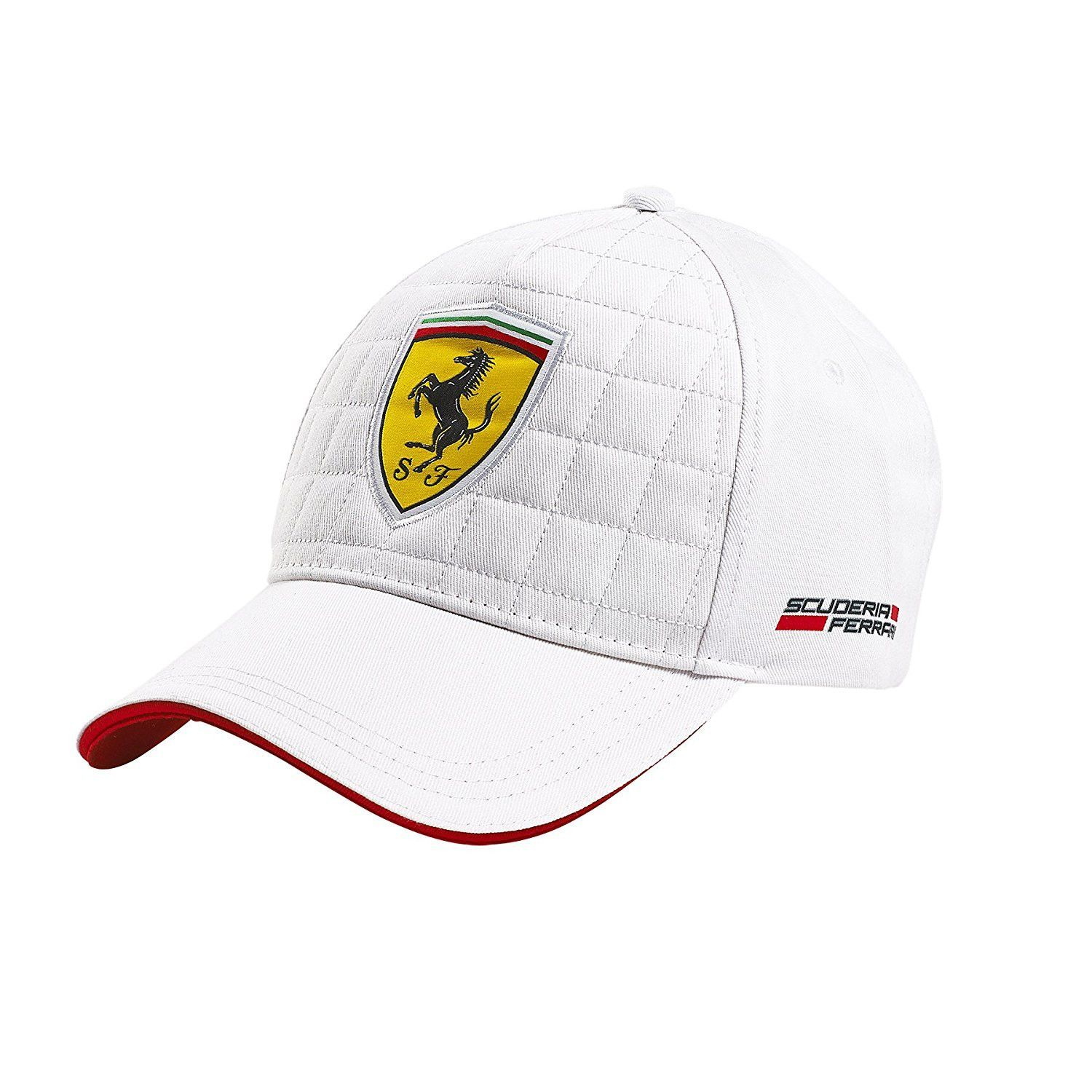 pin ca ferrari collection kids czapka accessories cap scuderia fbutik black dzieci