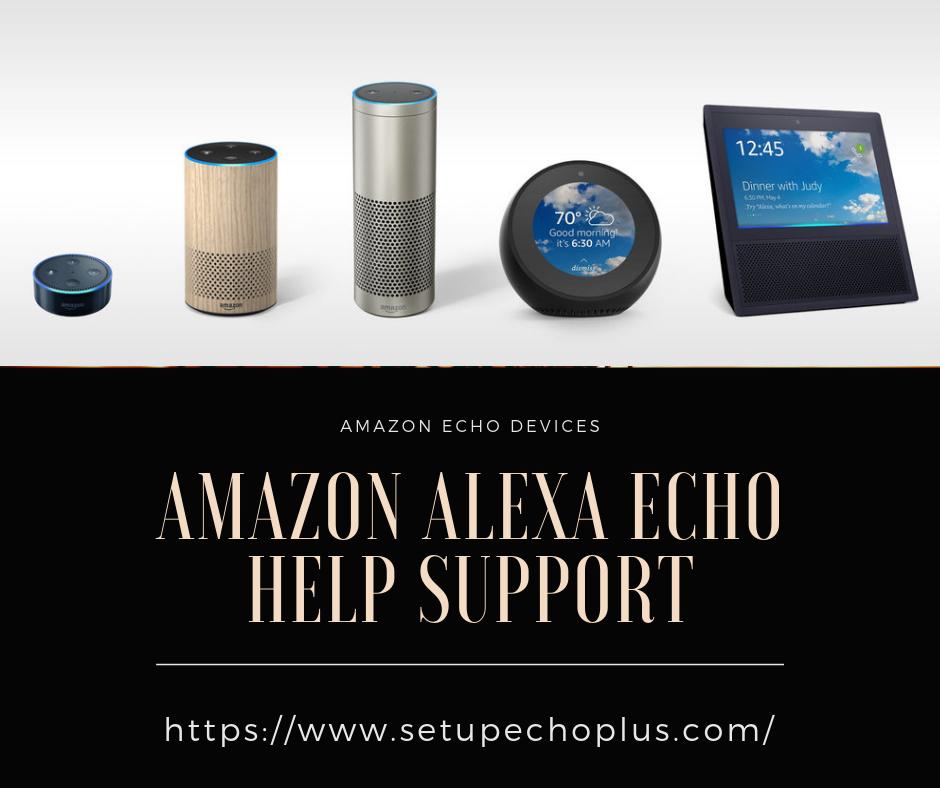 To get Echo Dot Setup, Alexa App, Amazon Alexa Setup, Alexa