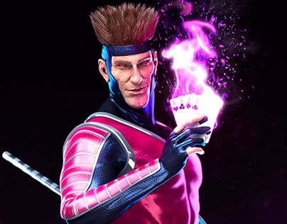 "Check out new work on my @Behance portfolio: ""GAMBIT - FanArt"" http://be.net/gallery/45141371/GAMBIT-FanArt"
