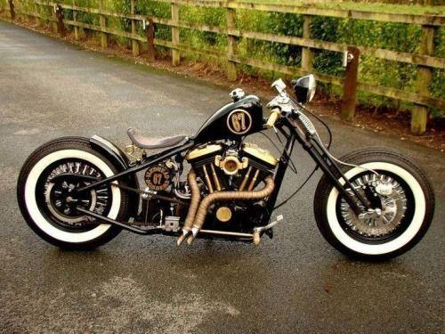 | Bobber Inspiration - Bobbers und Custom Motorräder | motorräder-und-m ...   - Harley Davidson -