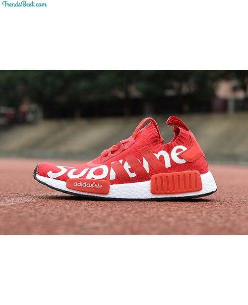 Adidas Originals NMD Supreme Red White NMD Runner Adidas