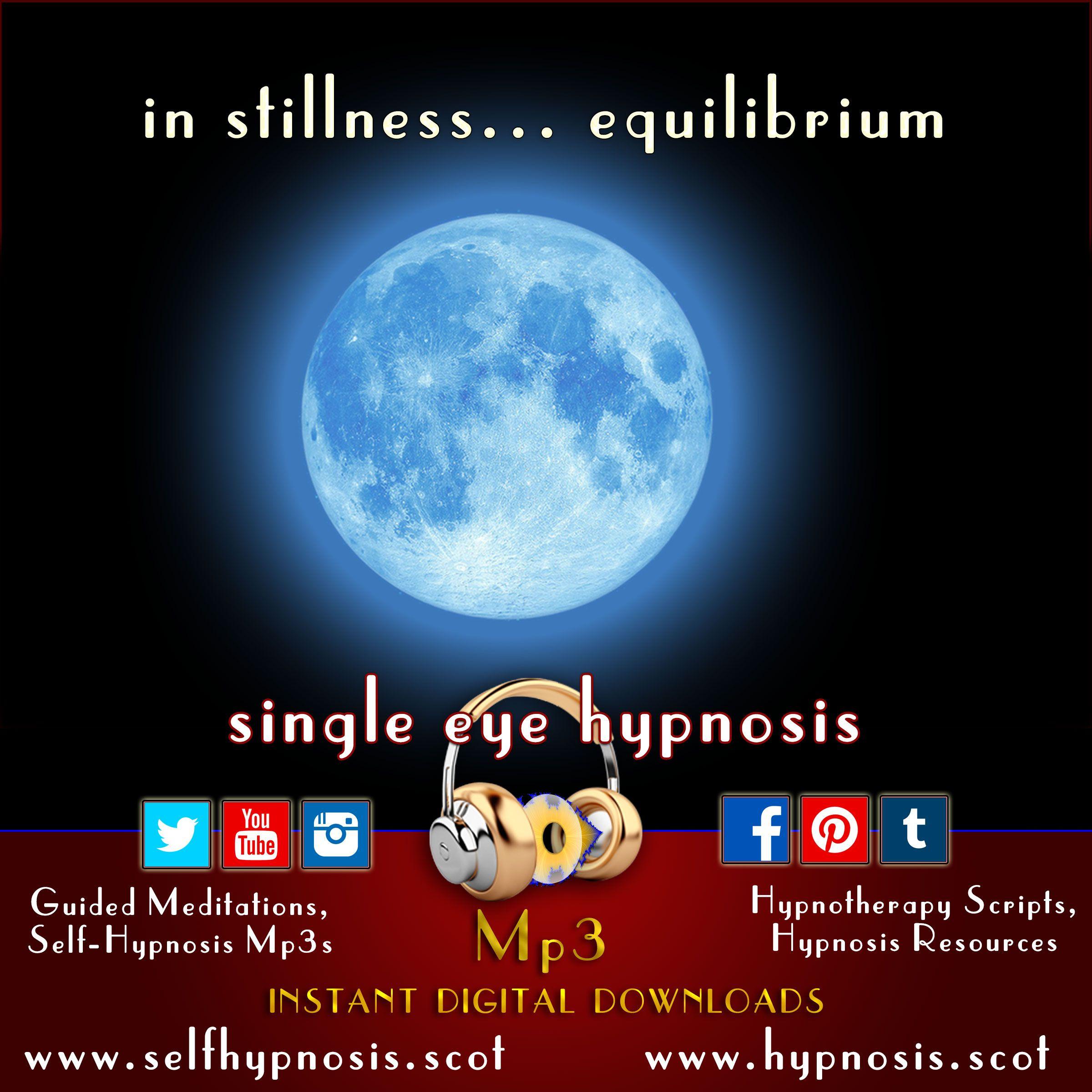 Stillness | Guided meditation, Hypnosis, Hypnotherapy