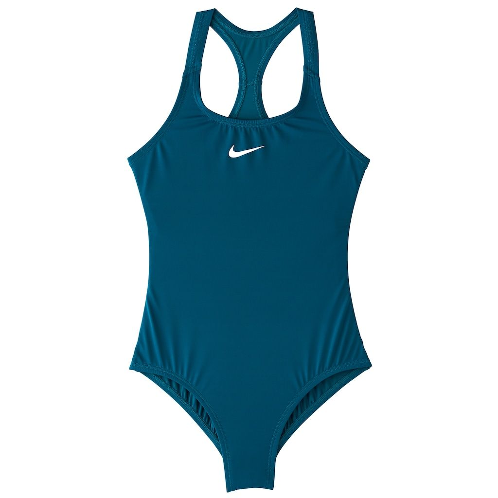 fa59e3dd97 Girls 7-16 Nike Racerback One-Piece Swimsuit