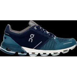 Photo of On Women's running shoes Cloudflyer, size 42 in Storm / White, size 42 in Storm / White On