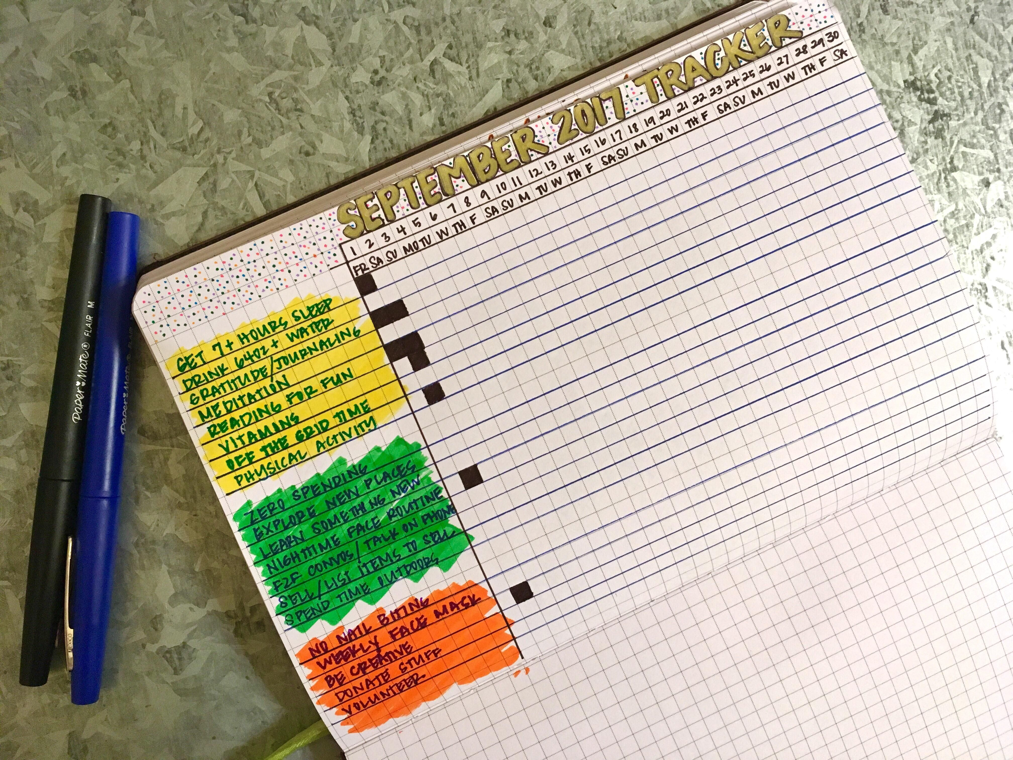 20 points and 1 comments so far on reddit bullet journal