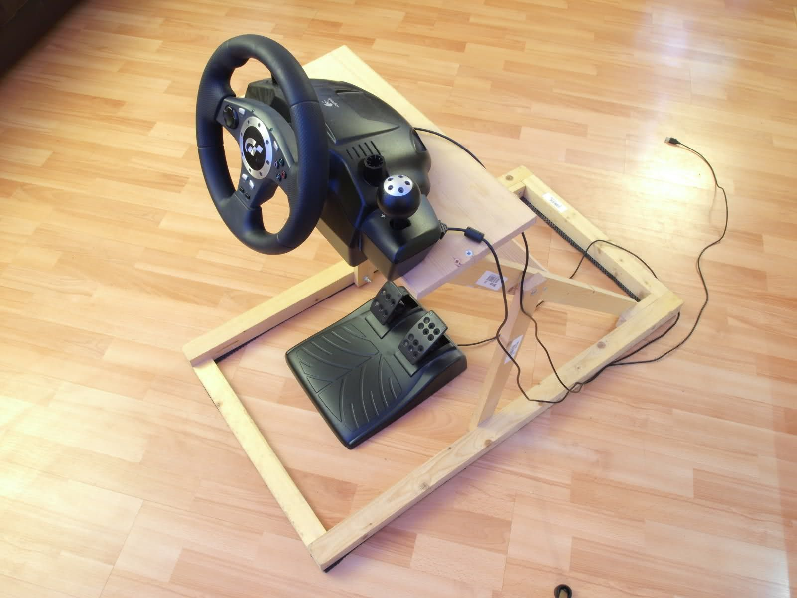 Build A Wheel Stand With Images Oversized Chair Living Room
