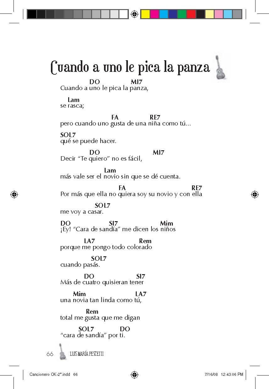Luis Pescetti » Archivo » Cuando a uno le pica la panza