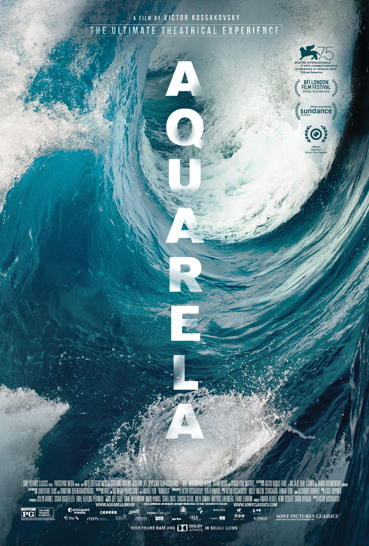 Aquarela + Surface / Leeds Film Festival / 615PM / Leeds