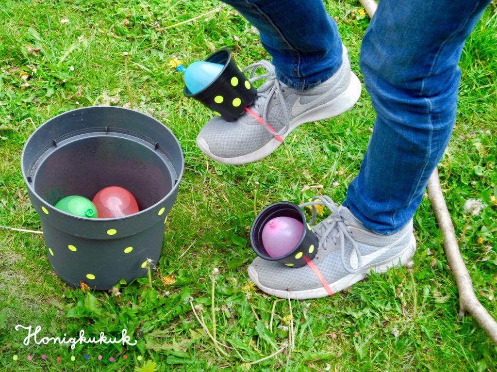 Upcyclingideen Fur Den Kindergeburtstag Teil 2 Honigkukuk Kindergeburtstag Spiele Diy Kindergeburtstag Spiele Im Garten