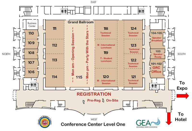 MGM Grand Conference Center Floor Plan How to plan