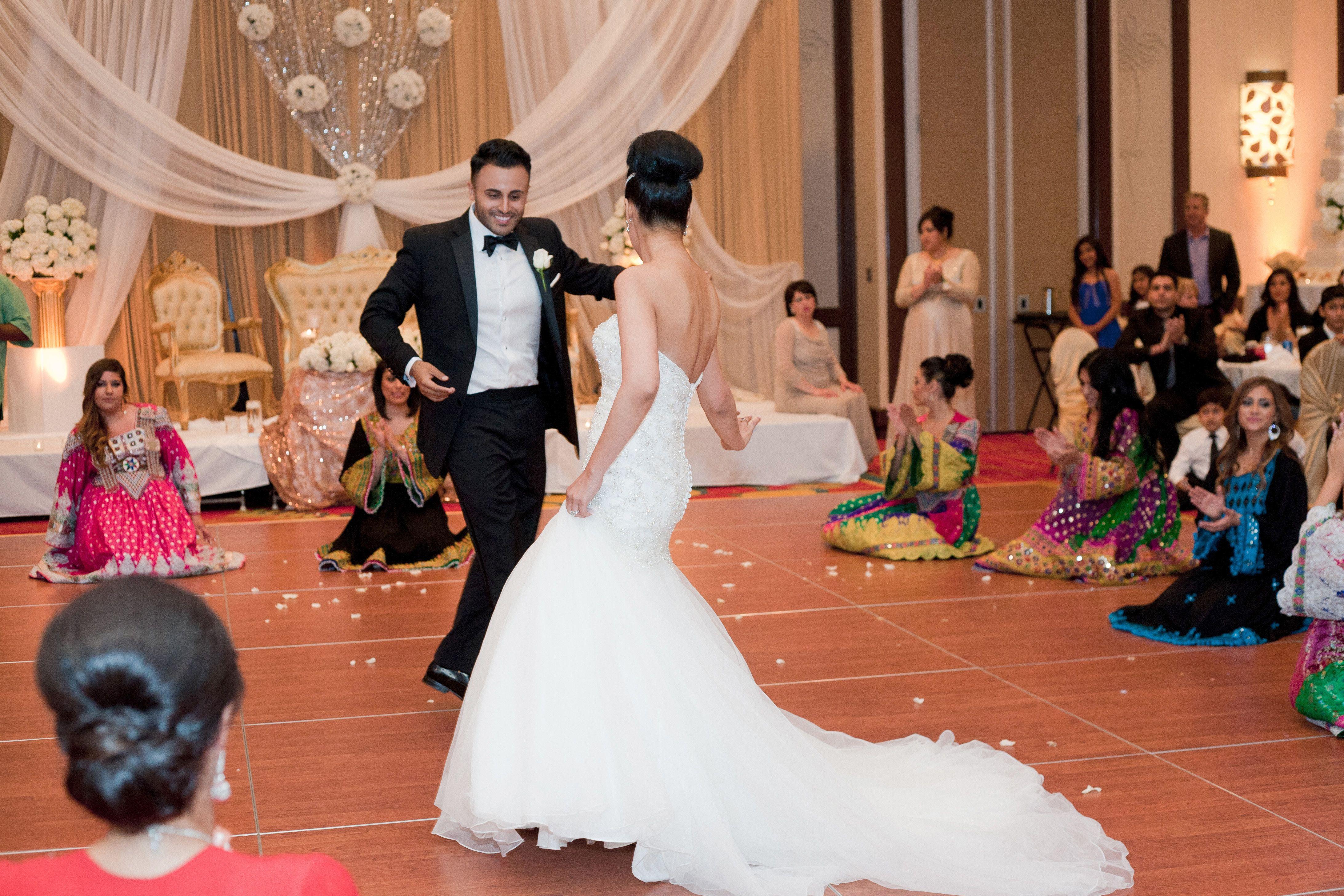 Afghanistan marriage customs in Marriage customs