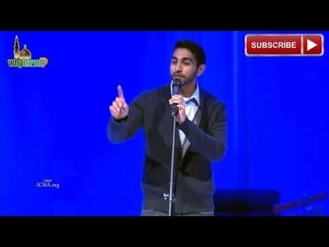 Patriotic American Muslim spoken word