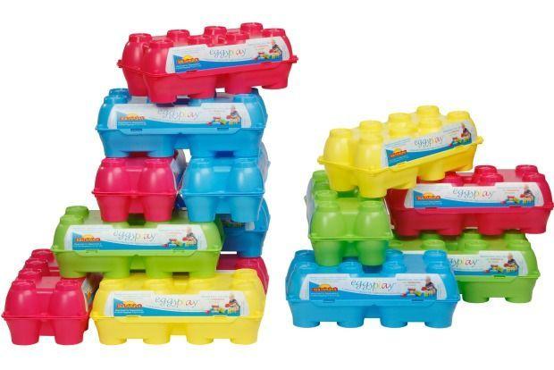 Muna Foods on uudistanut kananmunapakkauksen uuden tuotekonseptin myötä. Eggplay-pakkaukset valmistetaan muovista.  Muovisten kananmunakoteloiden idea on niiden monipuolinen jatkokäyttö, kertoo Muna Foods tiedotteessaan. Kotelot sopivat rakennuspalikoiksi kuten Legot ja vaikka säilytysrasiaksi tai kasvulaustaksi.