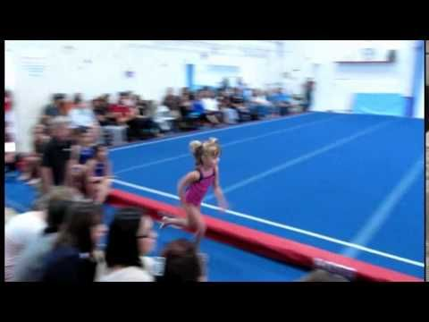 Usag Level 2 Gymnastics Vault Gymnastics Vaulting Levels