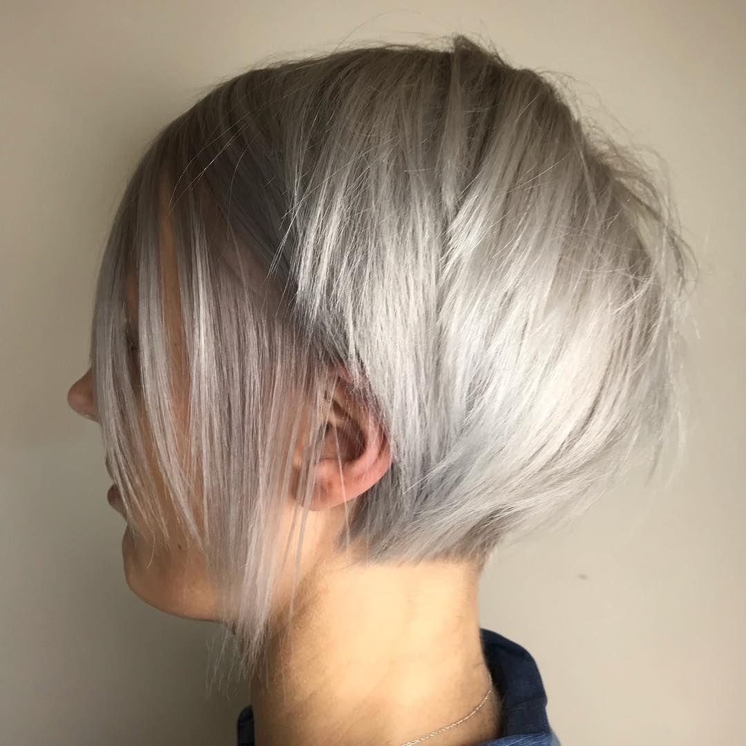 100 Short Hairstyles For Fine Hair Best Short Haircuts For Fine Hair 2020 Fine Hair Hair Styles Haircuts For Fine Hair