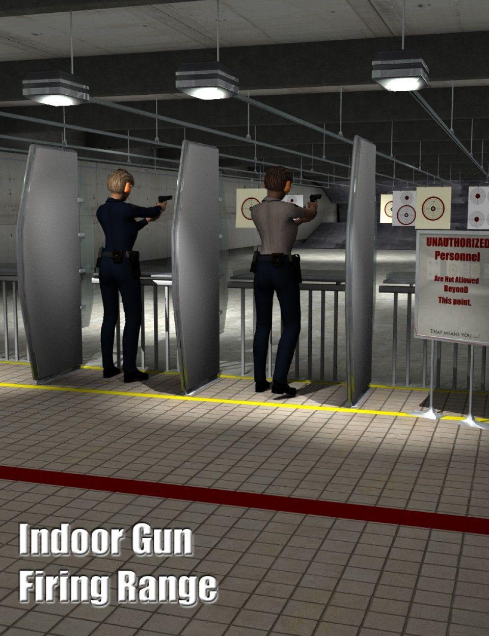 Pin On Shooting Range