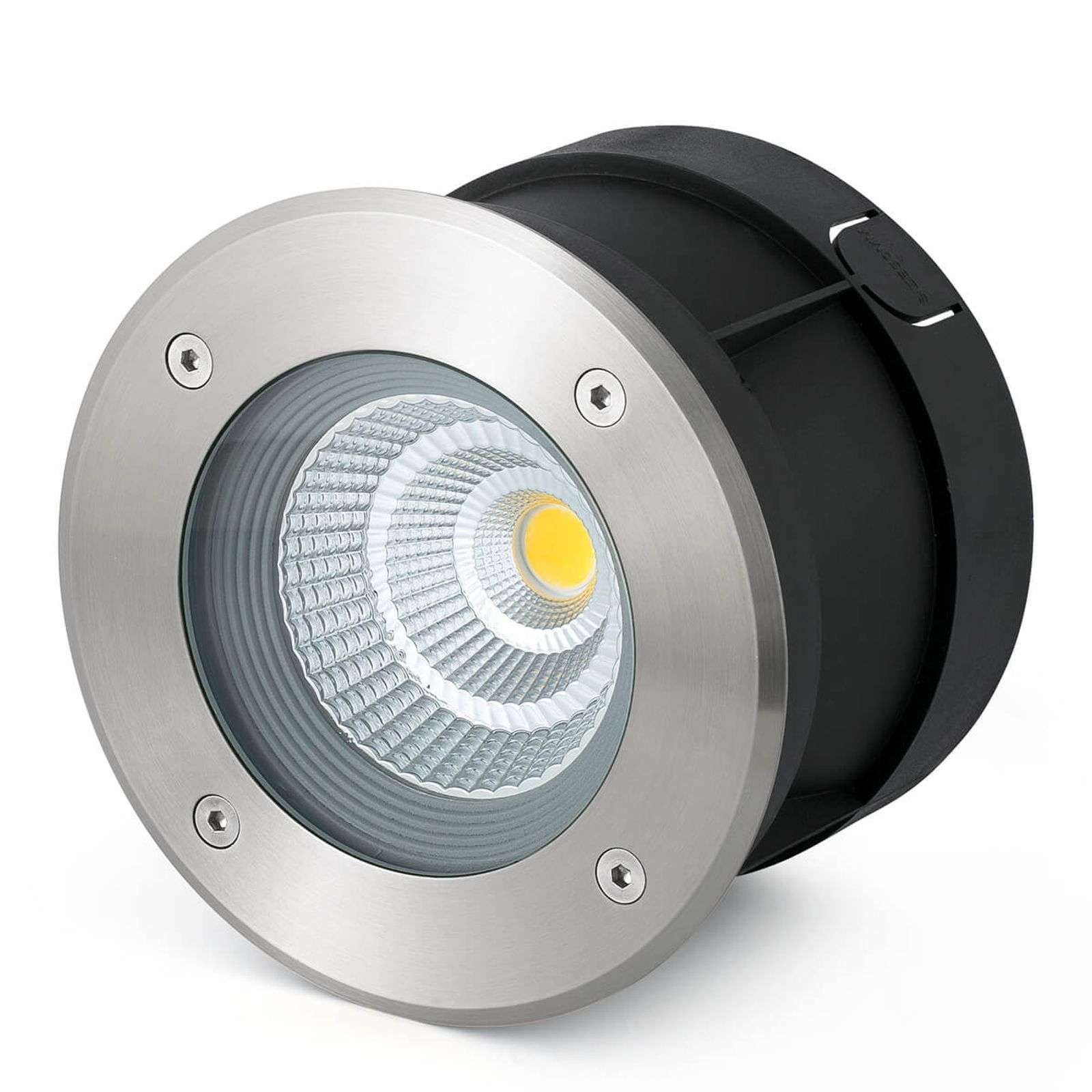 Spot Encastrable Dans Le Sol Led Suria 12 Ip67 In 2020 Led Led Lamp Lampen24