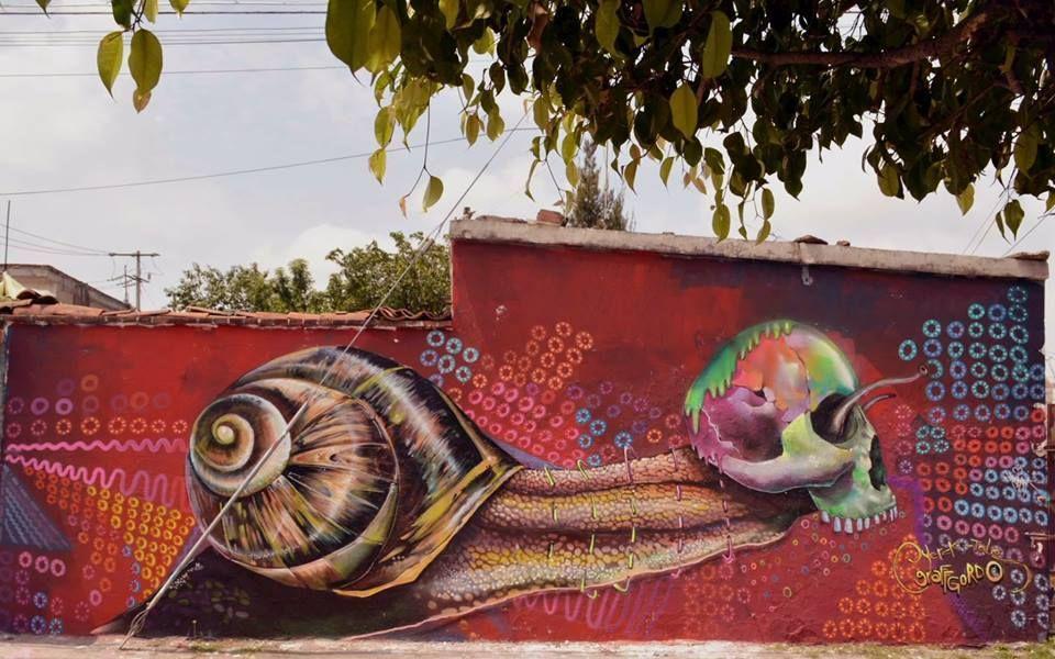 GRAFFGORDO CREW in Cholula, Puebla