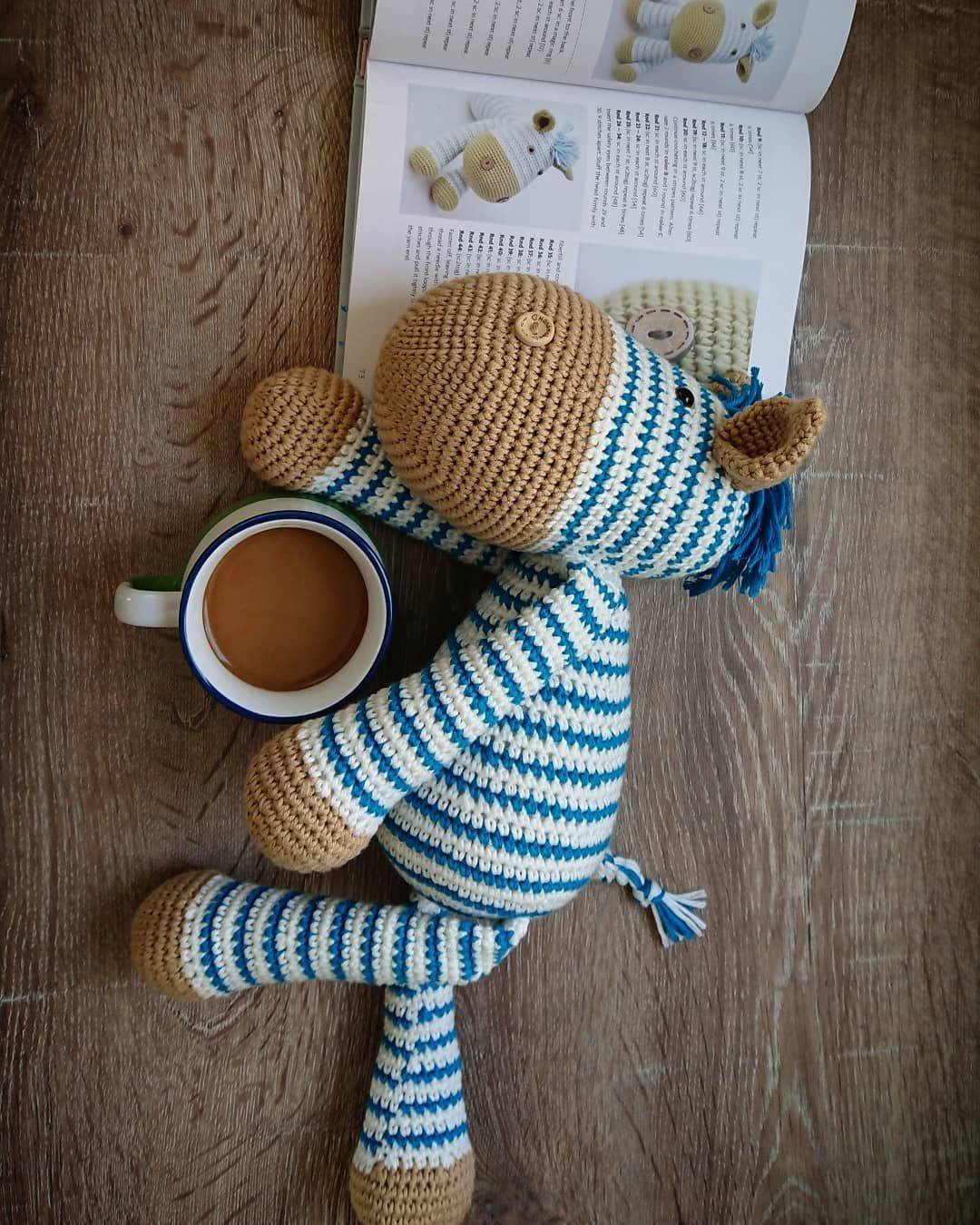 Amigurumi Crochet Zebra Free Pattern Yapılışı # ...
