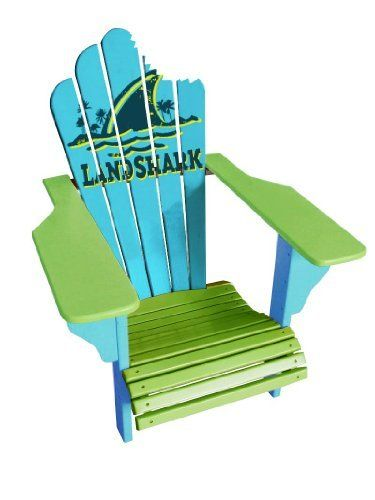 margaritaville chairs for sale dining room sets with accent model deluxe land shark adirondack chair summer