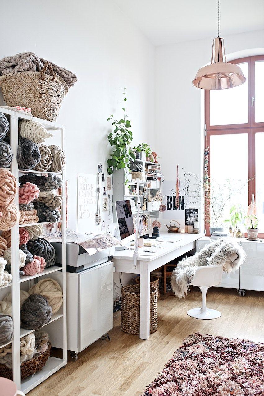 Oficina - Office Vía: Lebenslustiger