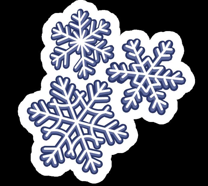 Pix For Copos De Nieve Png Flocons