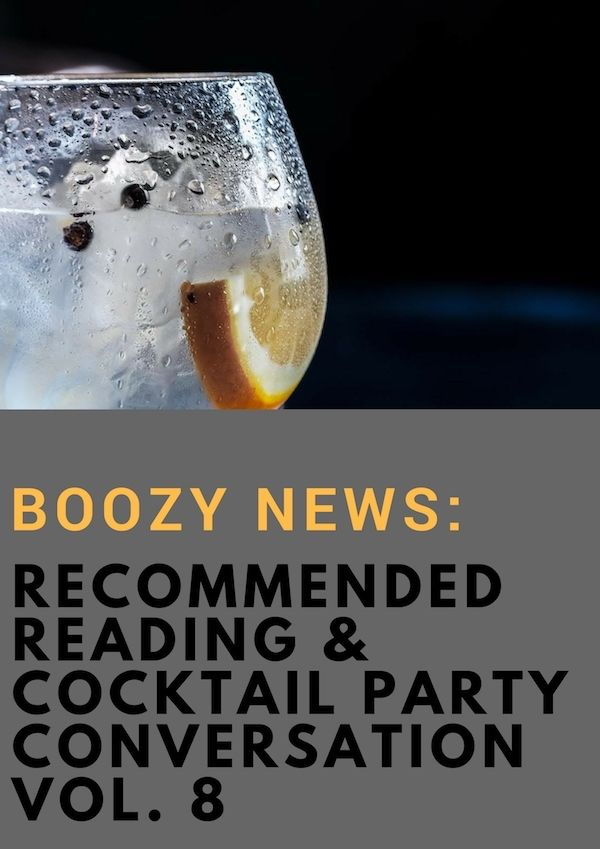 Recommended Reading and Cocktail Party Conversation Starters Vol. 10