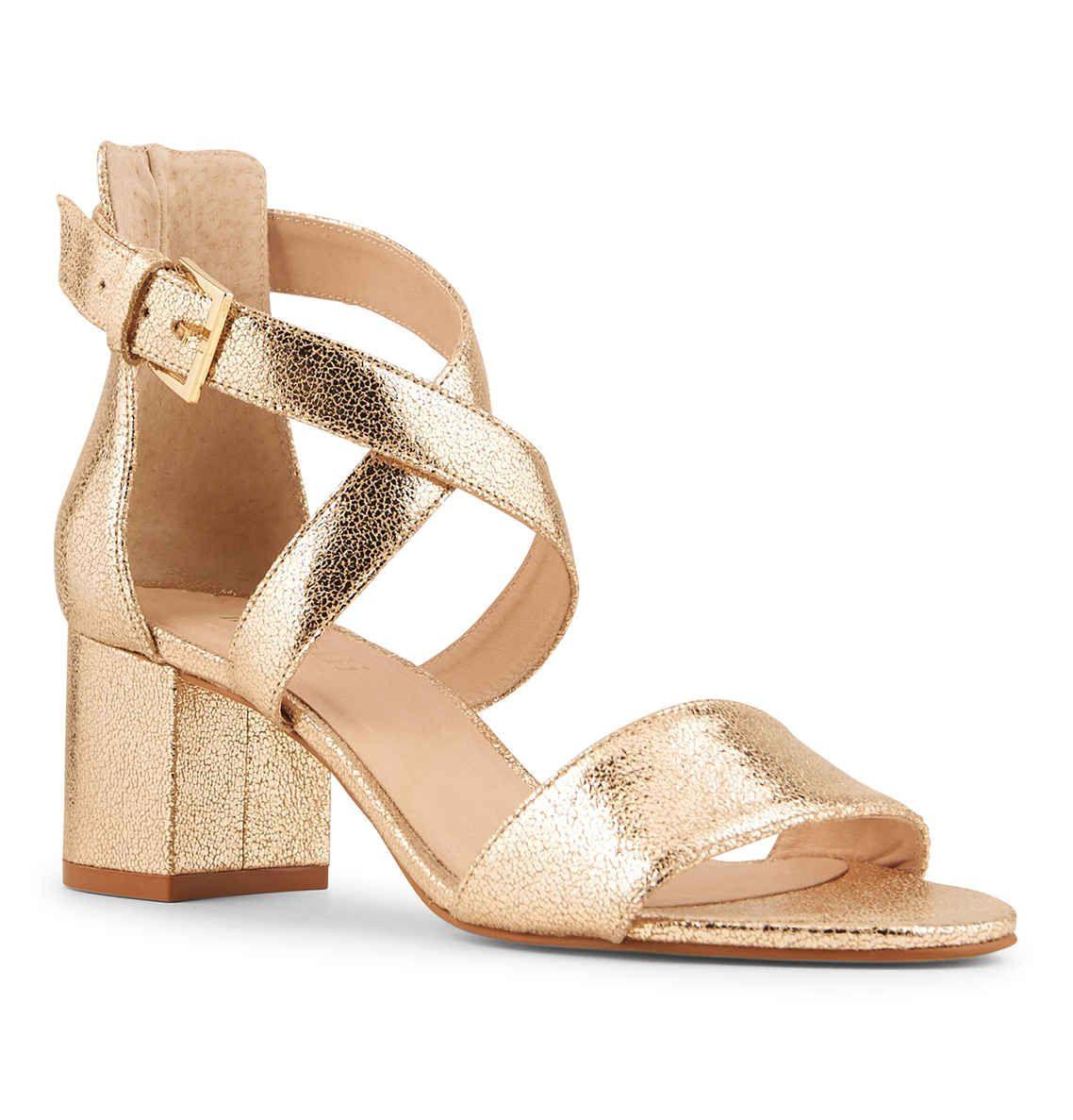 Sandales Avec Sangle Confortable Bronze S.oliver Étiquette Rouge 9g6NdJ1