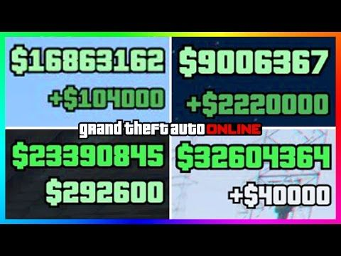 Cool Gta Online How To Earn 500k Per Hour Become A Millionaire Fast Make Easy Money For New Gta 5 Dlc Gta Online Make Easy Money Gta