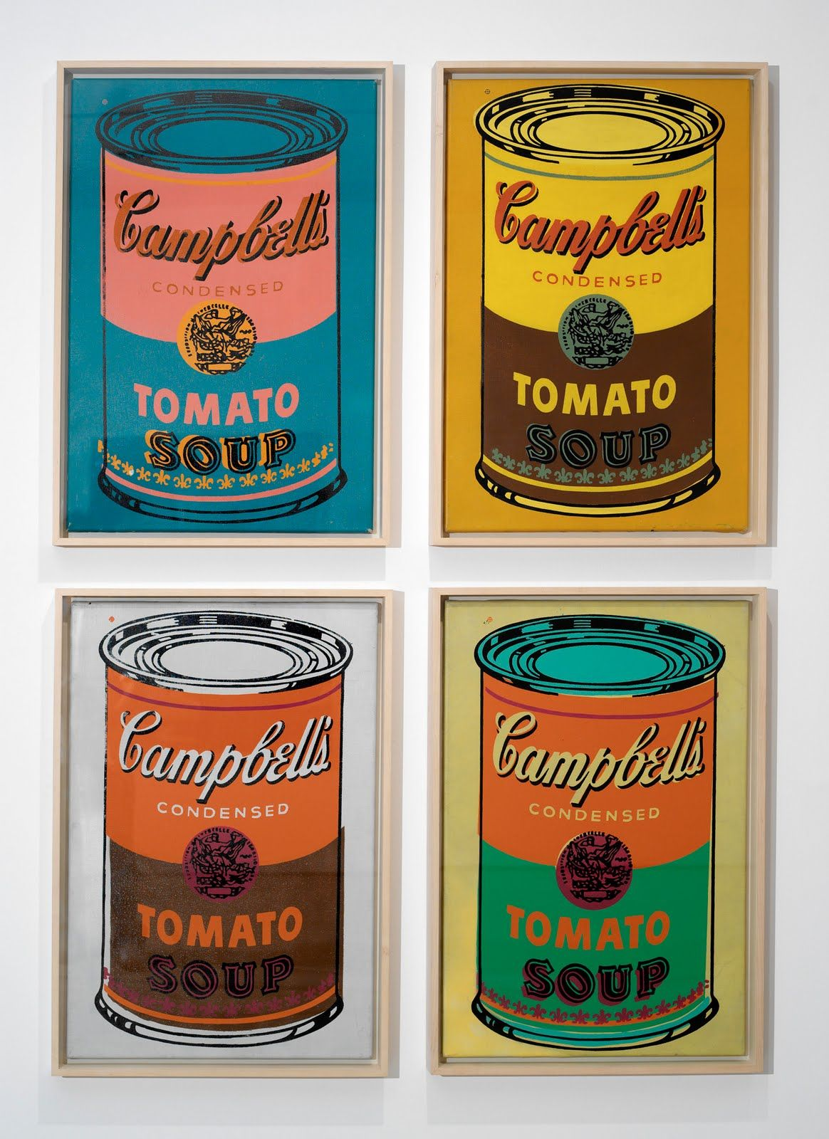 Andy Worhols Soup Can Google Search Andy Warhol Soup Cans Andy Warhol Pop Art Warhol