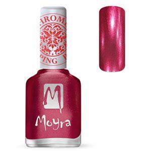 COMING SOON Moyra Stamping Nail Polish- No. 29 (Chrome Rose)