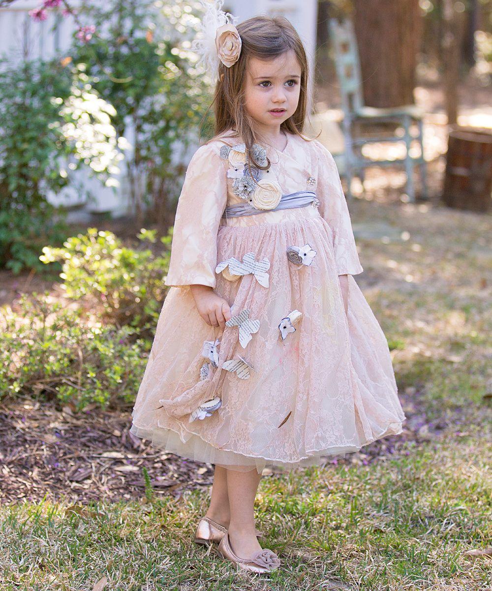 Bashful bronte dress toddler girl dresses little girl