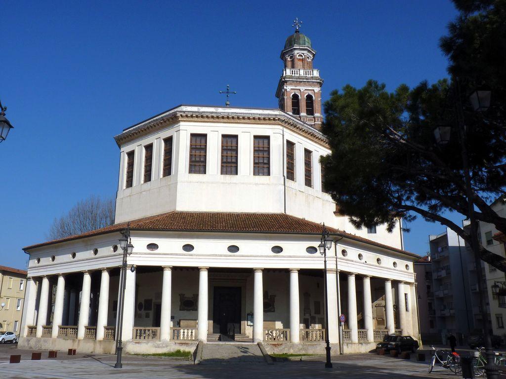 Rovigo Chiesa della Beata Vergine del Soccorso