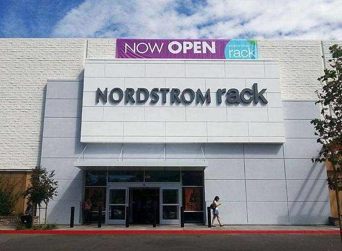 Visiting Nordstrom Rack Janss Marketplace On The Opening Day Thousand Oaks Ca