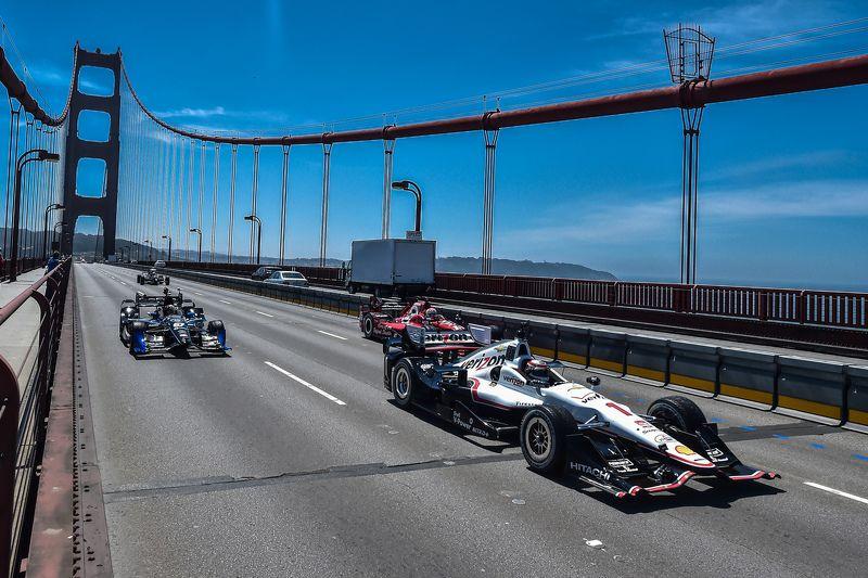 Graham Rahal, Will Power and Josef Newgarden | racing | Indy