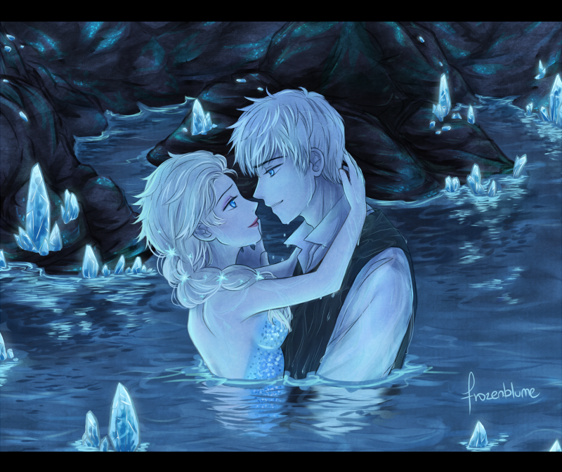As Long As You're Mine by frozenblume.deviantart
