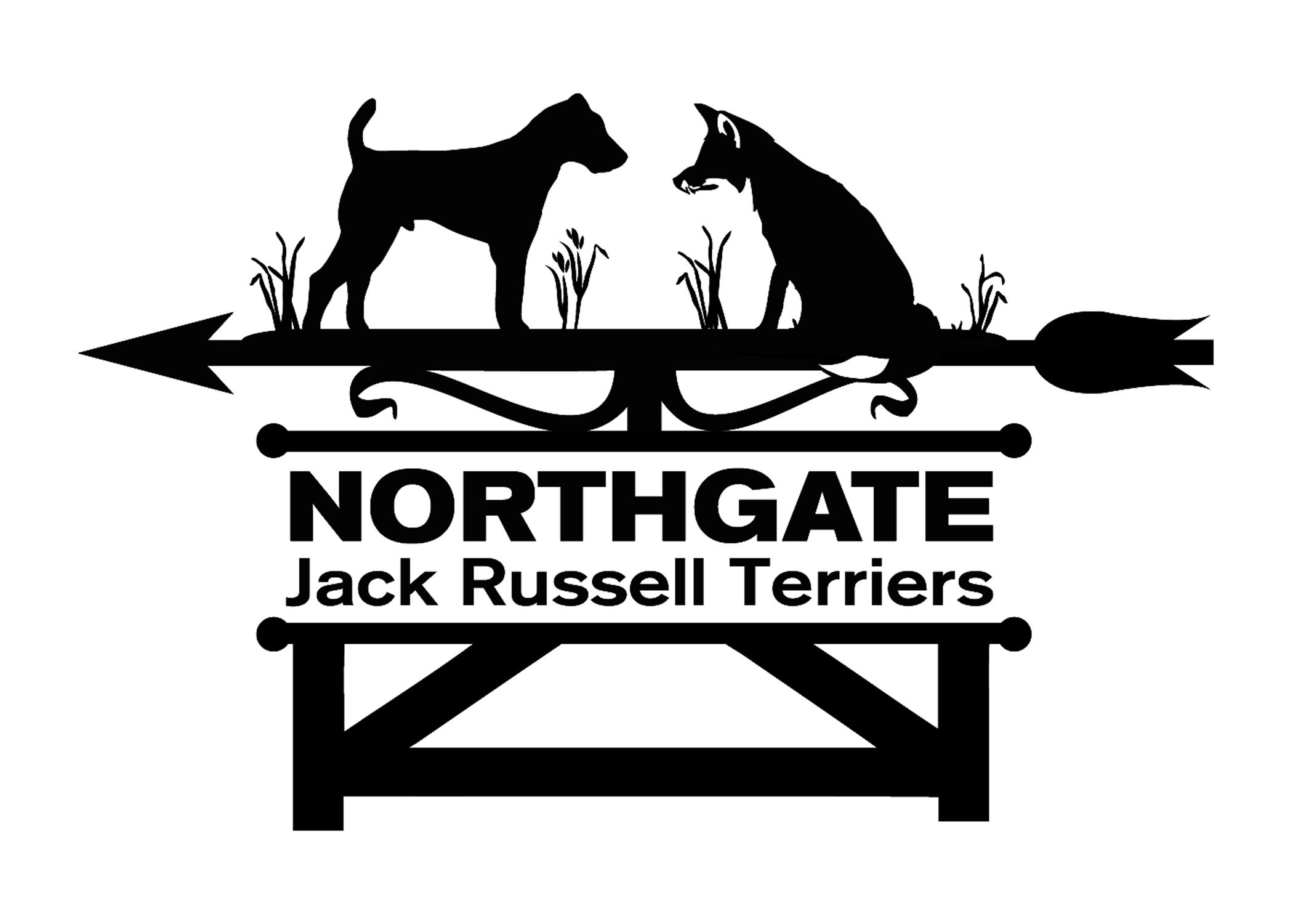 Northgate Jack Russell Terriers Logo For Breeder