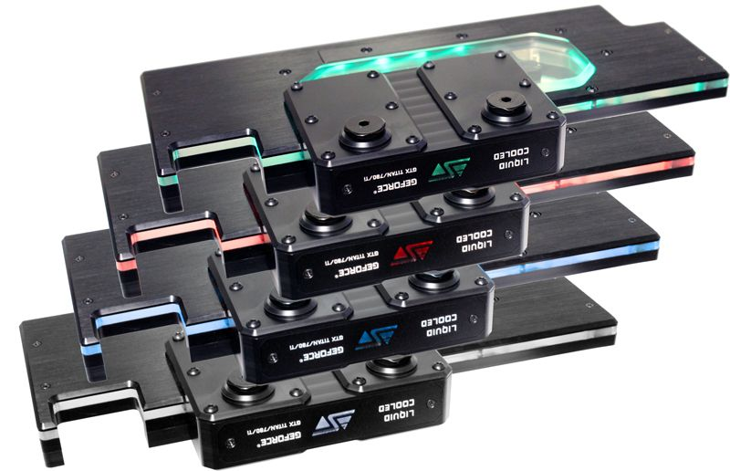 Swiftech Komodo Nv Le Titan Gtx 780 Series Pc Liquid Cooling