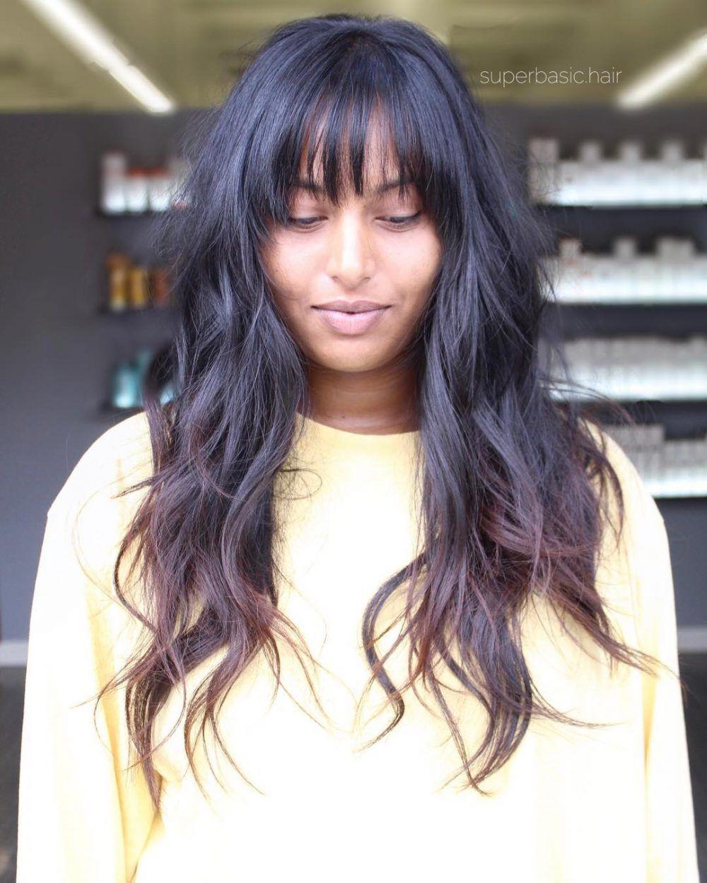 Long Shag Haircuts 30 Easy Examples For 2020 Long Shag