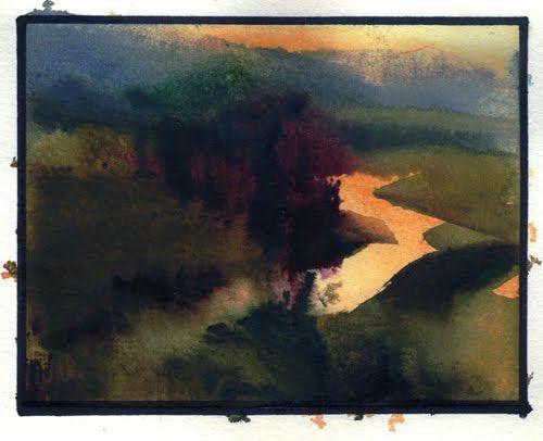 Land Sketch Landscape Art Landscape Sketch Contemporary