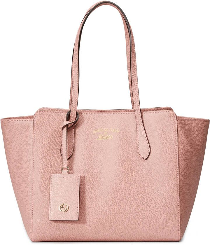 bc721655075c Gucci Swing small leather tote   Purses Purses and More Purses ...