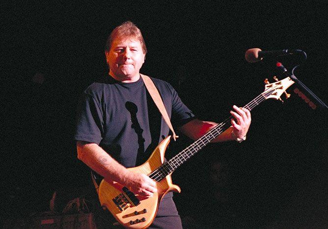 Alembic Club: Greg Lake's other bass
