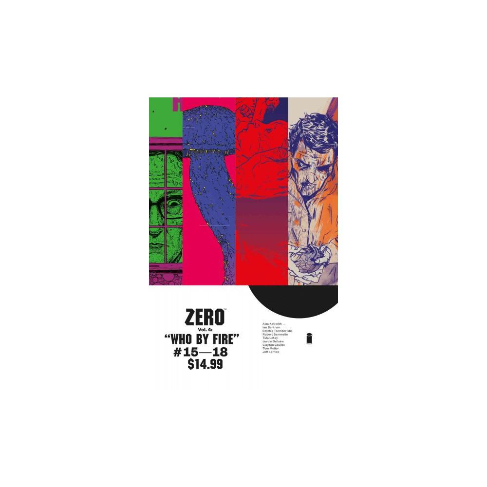 Zero 4 ( Zero) (Paperback)