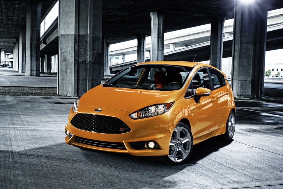 Ford Fiesta St 2017 Ford Focusst Sthyacinthe Baril Ford Fete
