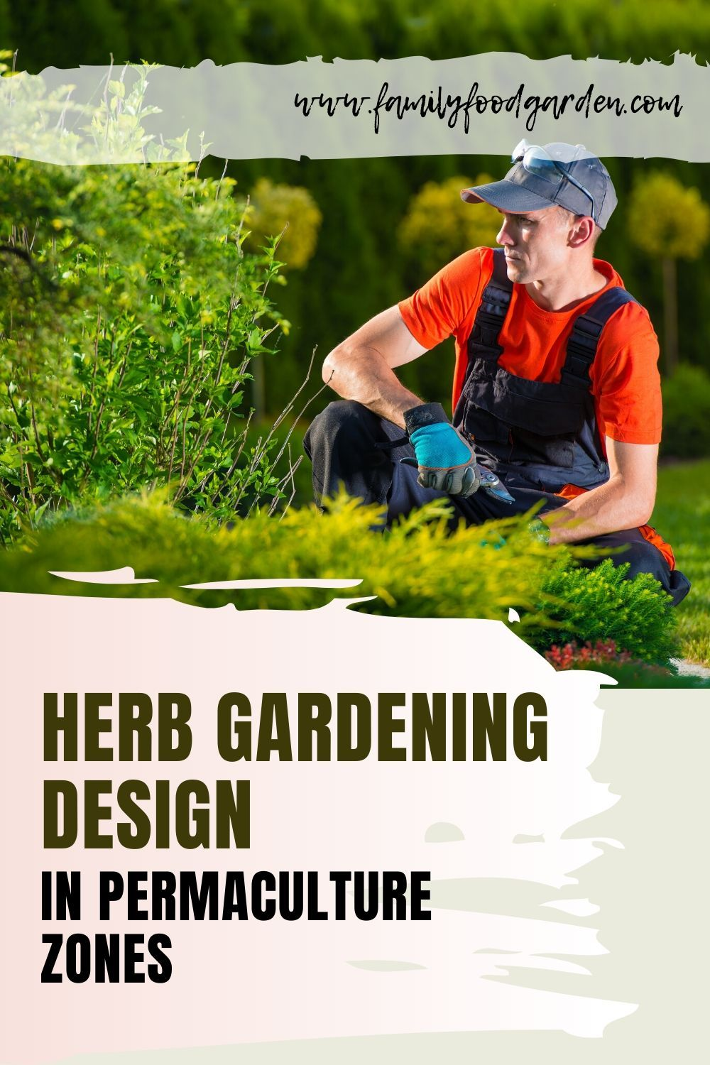 Herb Gardening Design in Permaculture Zones is part of Permaculture, Garden design, Herbs, Permaculture gardening, Permaculture design, Herb garden - Design your herb garden by growing herbs in different permaculture zones  Herb Gardening ideas and plant lists for small or large herb gardens