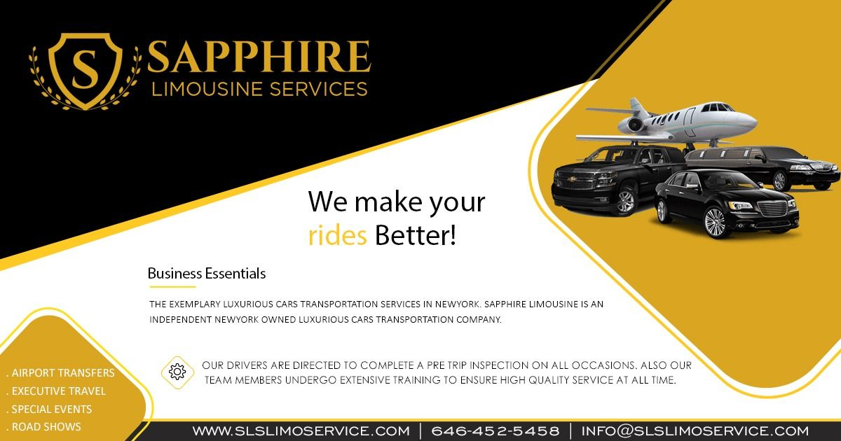 We make you rides better! in 2020 Limousine