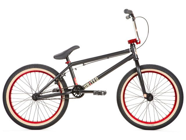 United Martinez 2014 Bmx Bike Bmx Bikes Pinterest Bmx
