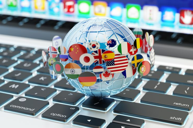 Google Translate Now Has More Than 100 Languages And Covers 99 Percent Of The Online Population Google Translate Language Translation Technology