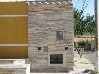 Mauro Pedras Decorativas: Áreas externas